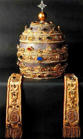 tiara des papstes